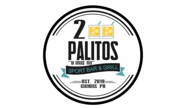 """2 Palitos """"y más na"""" Sport Bar & Grill"""